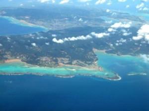 名護市辺野古の海と大浦湾